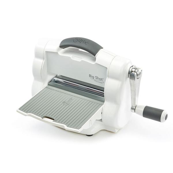Sizzix Big Shot Foldaway Die-Cutting Machine with Bonus Content